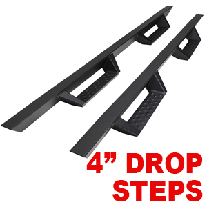 4 inch dropsteps