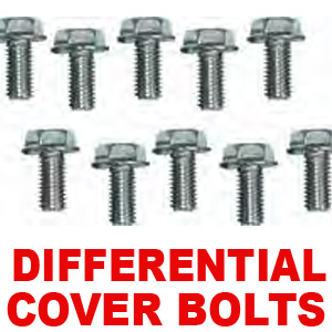 Diffcovers bolts