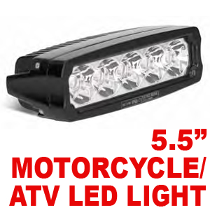 Motorcycle atvledlight